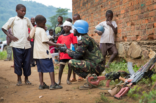 Civilian Protection DRC