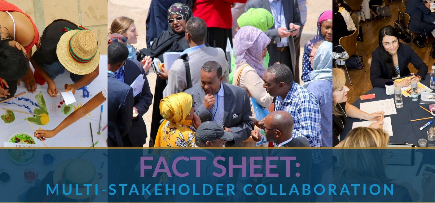 Multi Stakeholder Collaboration