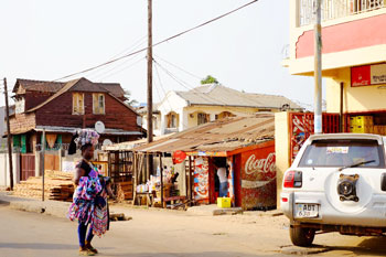 trader in Freetown