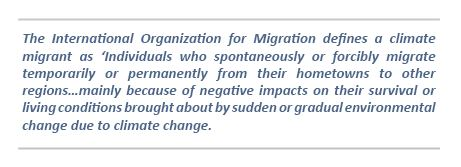 Innovative Local Government Solutions for Climate Migrants