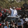 Newly Elected President Adama Barrow Returns to Gambia - Photo by Andrew Renneisen/Getty Images