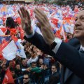 Tayyip Erdogan reelected controversial president