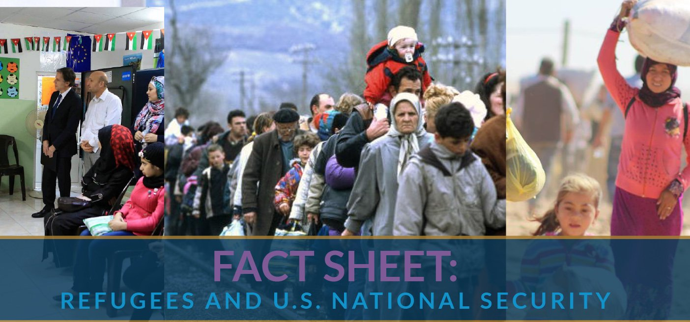Refugees and US National Security