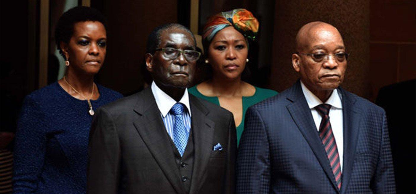Mugabe Loses Grip