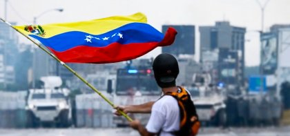 Venezuelan protests 2017