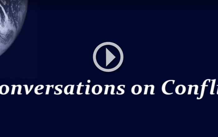 Conversations on Conflict