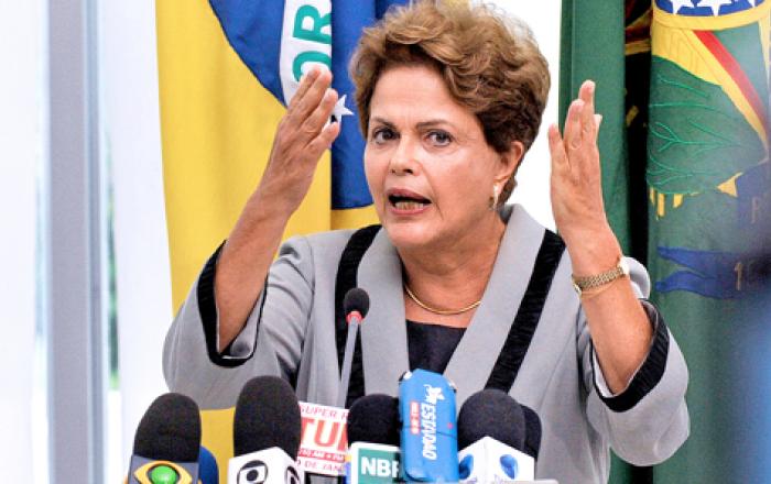 Former Brazil President Dilma Rousseff