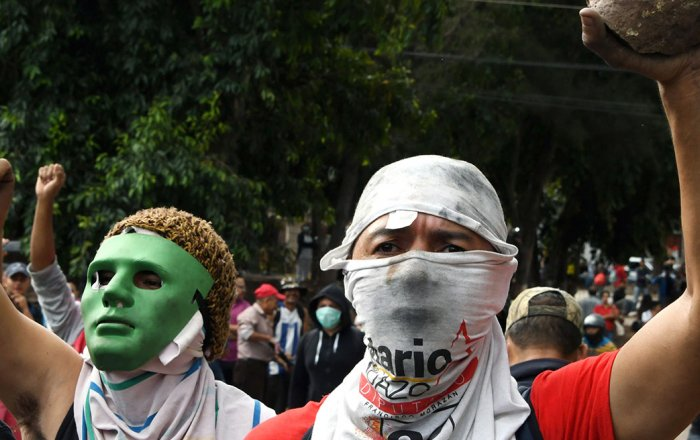 Honduras Election Aftermath