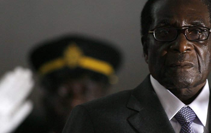 mugabe loses to military