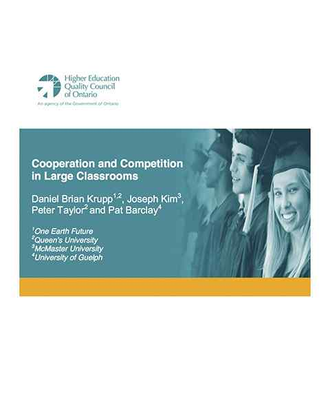 Competition and Cooperation in Classroom
