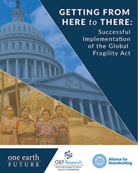 Global Fragility Act - Report