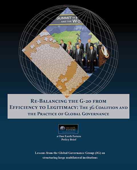 Re Balancing the G-20