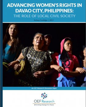 women's rights and civil society in the Philippines