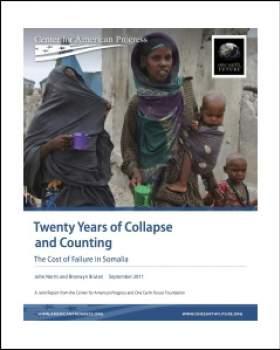 Failures in Somalia