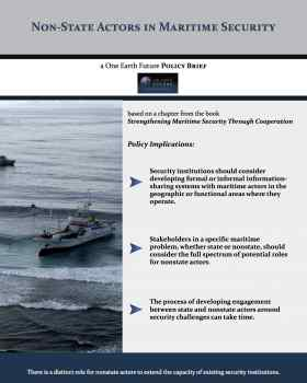 Non-State Actors in Maritime Security Policy Brief