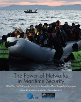 The Power of Networks in Maritime Security Report Cover