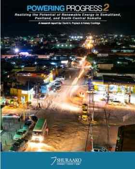 Renewable Energy in Somalia