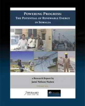 Renewable Energy In Somalia