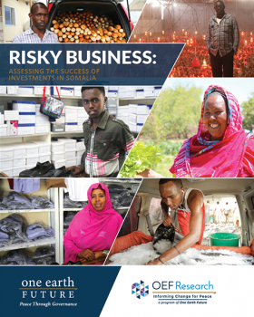 Investing in Somalia - Business Risk