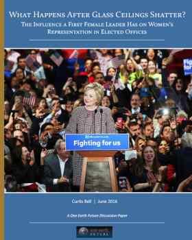 Glass Ceilings Broken by Hillary Clinton