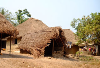 Village in Moyomba District