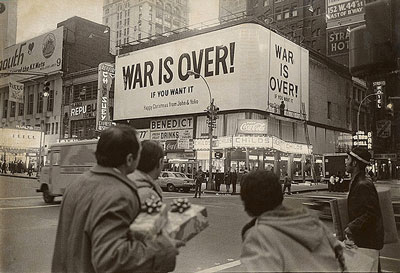 War Is Over, If You Want It